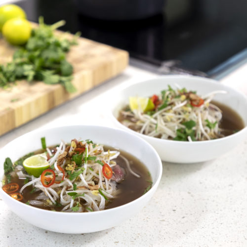 Beef Pho Bone Broth